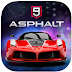 ASPHALT 9 FOR ANDROID 100MB PARTS