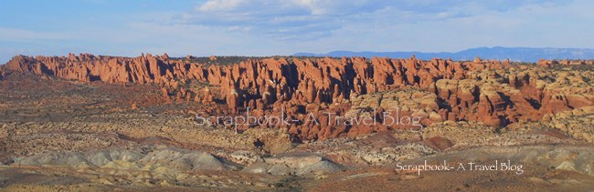 Fiery Furnace at Arches National Park