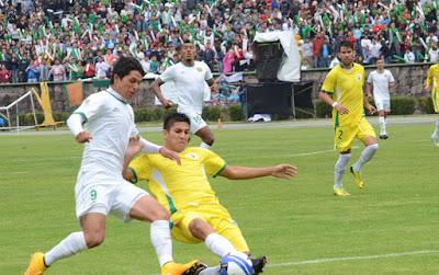 Loros vs Pachuca Segunda División