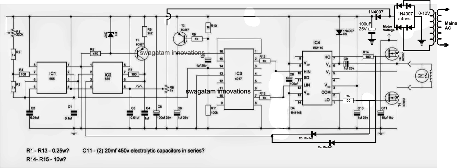 31798 Repulsion Start Induction Run Motor further Single Phase Variable Frequency Drive likewise Driving Three Phase Motor On Single additionally Car Starter Motor Diagram further Rcd Wiring Diagram. on single phase circuit diagram