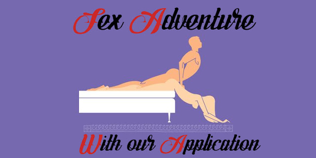 Free sex adventure with our application !!