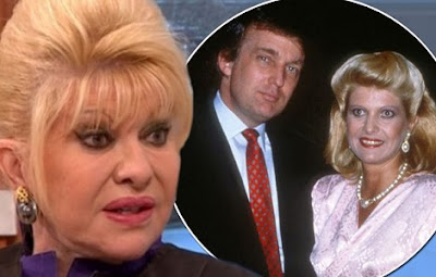 Trump's Ex-Wife Claims Rape Allegations During Divorce Was Just About The Money #baydorzblogng