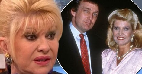 Trump's Ex-Wife Claims Rape Allegations During Divorce Was ...