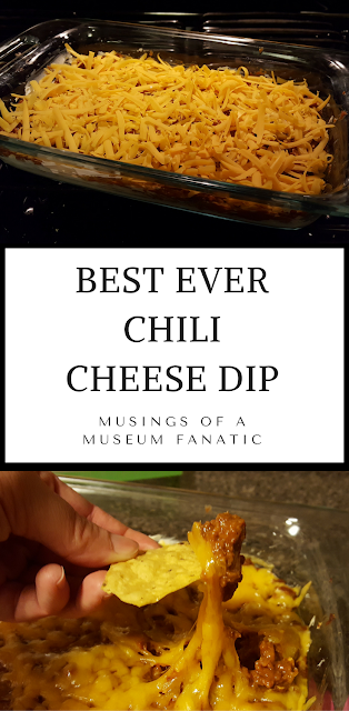 Best Ever Chili Chese Dip Recipe