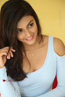 Anisha Ambrose Latest Pos Skirt at Fashion Designer Son of Ladies Tailor Movie Interview .COM 0961.JPG