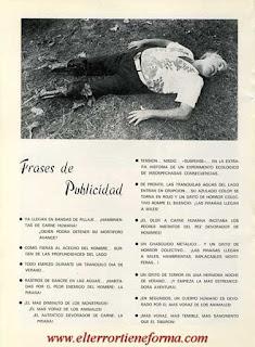Guía Publicitaria de Cb Films de la película 'Piraña' Pag. 5