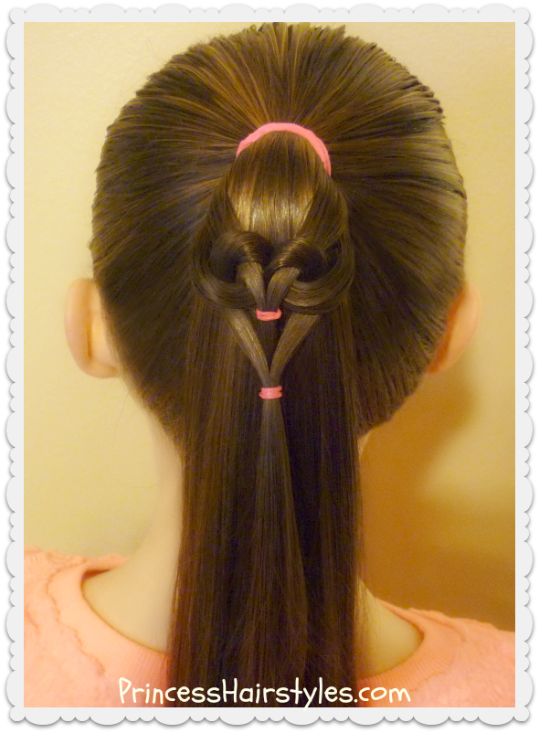 Sensational Hairstyles For Girls Princess Hairstyles Short Hairstyles Gunalazisus