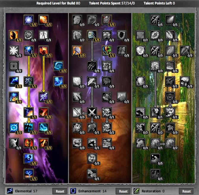 World of warcraft warrior leveling build - smartest player