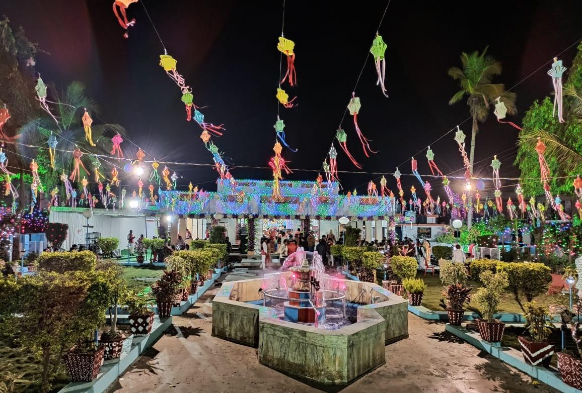 Jhabua News-गोपाल प्रभु जन्म शताब्दी महोत्सव में उमड़ा भक्तो का सैलाब, शोभा यात्रा में झूमे भक्तजन