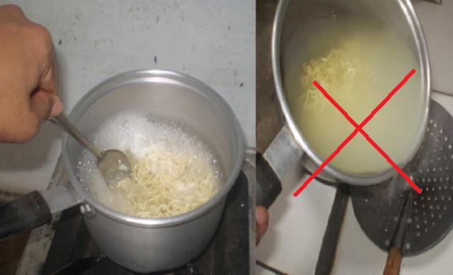 Saat Masak Mie Instan, Jangan Langsung Buang Air Rebusannya. Sebab Ada Rahasia Mengejutkan yang Belum Kamu Ketahui