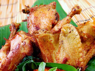 cara membuat ayam goreng kalasan enak gurih