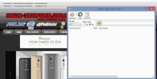 ASUS ZENFONE Flash Tool Latest Version v1.0.0.45 Full Setup For Windows