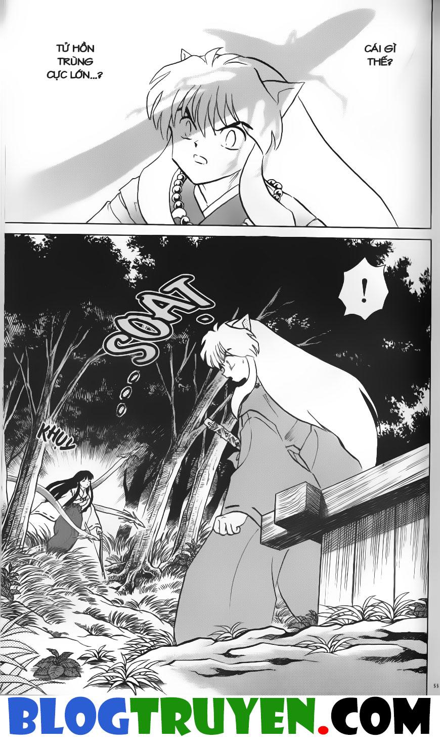 Inuyasha vol 18.3 trang 16