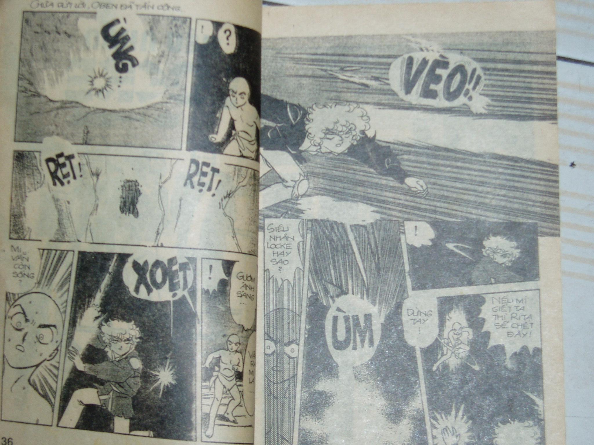 Siêu nhân Locke vol 13 trang 17