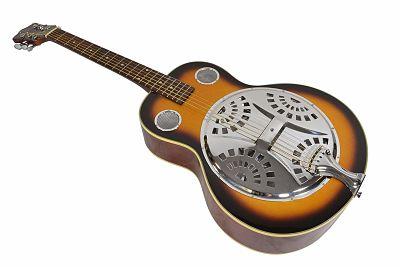 gitar resonator - Jenis-Jenis serta Variasi Gitar dan Karakteristiknya