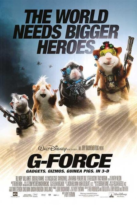 Watch G-Force (2009) Online For Free Full Movie English Stream