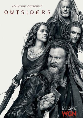 Assistir Série Outsiders – Todas as Temporadas em HD