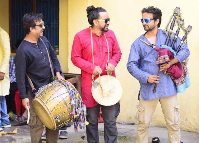 Srinagar Garhwal Uttarakhand,Time Machine music Series of Dobhal Brothers.