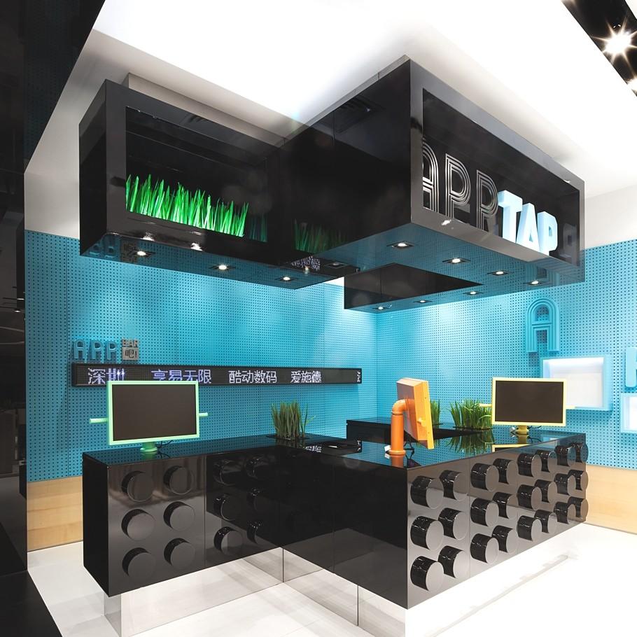 Commercial Interior Design Architecture: Loveisspeed.......: Shanghai-based Interior Designers And