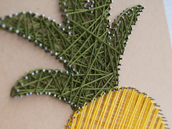 Cool String Art {Review + Giveaway}
