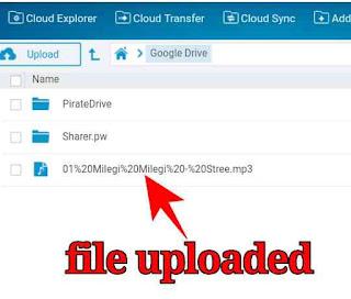 Google Drive Me Remote Upload Kaise Kare 11
