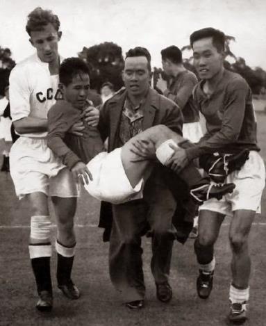 Olympian Indonesia 1956
