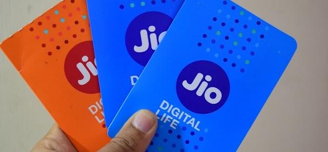 રિલાયન્સ જિયો, ગ્રાહકોને  3 મહિના મફત  ડેટા અને કૉલિંગ આપશે