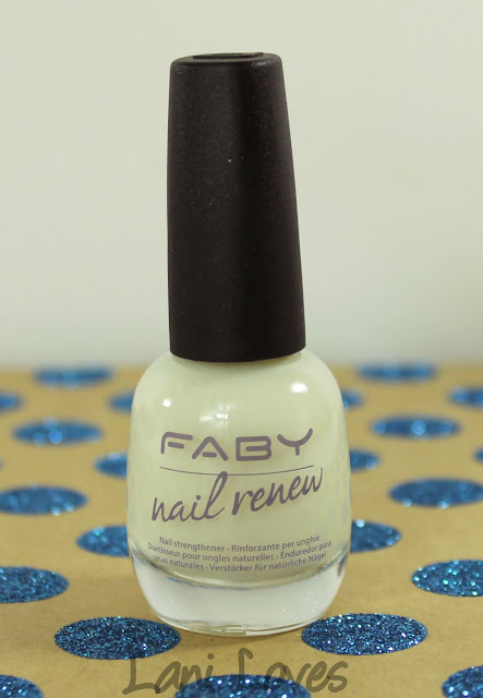 Weak Nails? Grab This! | Faby Nail Renew Review