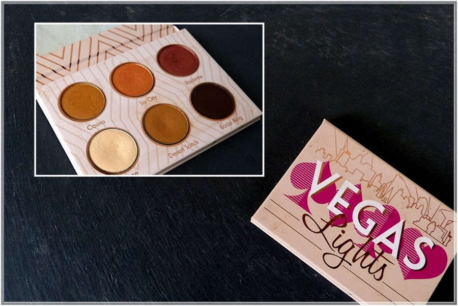 Makeup Geek Vegas Lights Palette