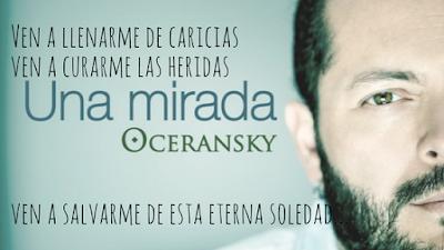 Una mirada-Edgar Oceransky