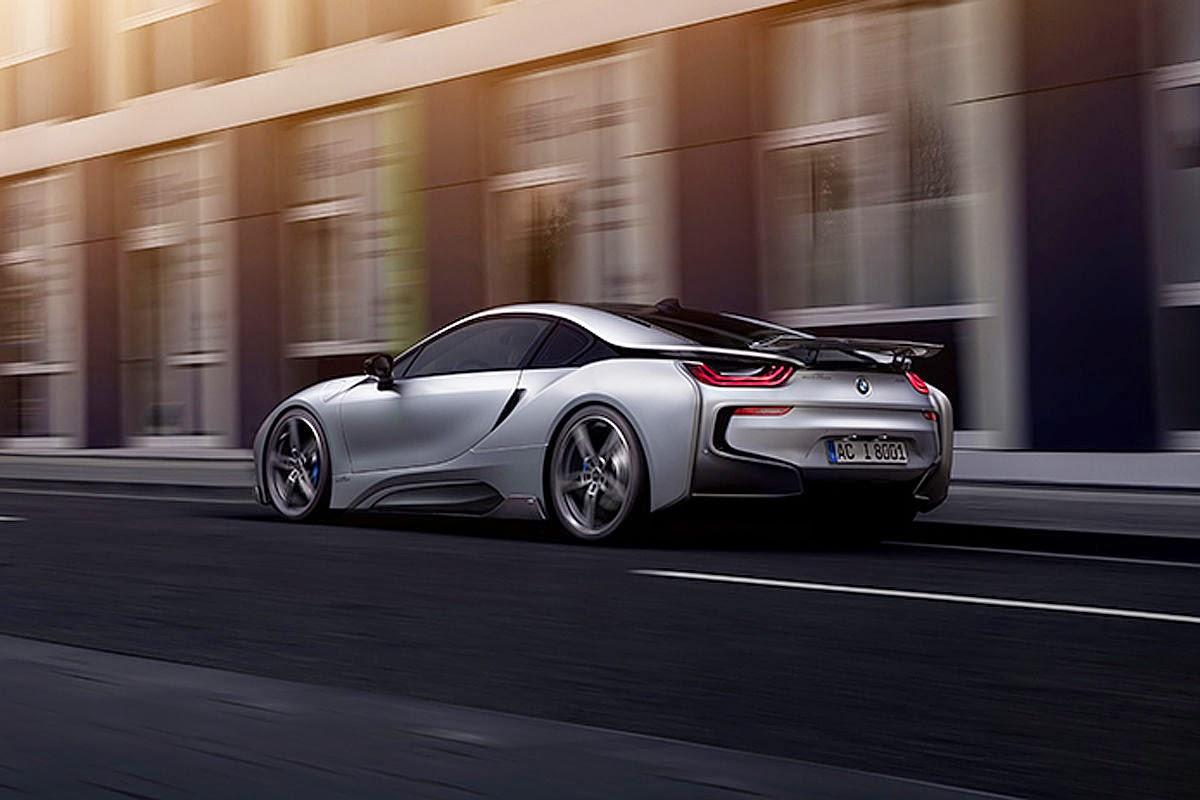 2015 Bmw I8 Performance Best Sports Cars