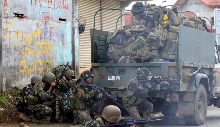 3.665 Personel TNI dan Polri Diterjunkan Amankan Kunjungan Jokowi ke Madiun