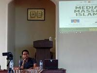 Media Islam Dinilai Bertahan karena Spirit Dakwah, bukan Uang