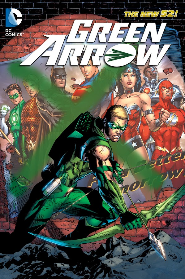 green arrow dc