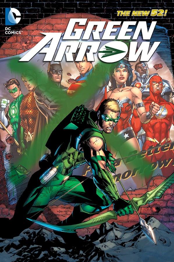 green arrow dc