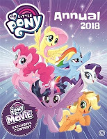 Annual 2018: With Exclusive Movie Content (My Little Pony)