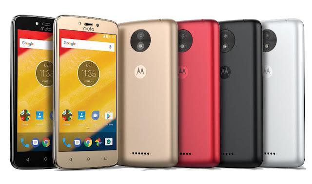 الهاتفين Moto C و Moto C Plus تستعد لينوفو للإعلان الرسمي لهم قريباً بنظام أندرويد 7.0