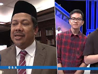 Fahri Hamzah Minta Dikritik Oleh Anak Jokowi, Begini Respon Gibran dan Kaesang