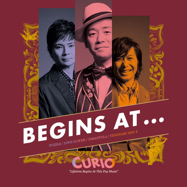 [Single] CURIO – BEGINS AT… (2016.02.24/MP3/RAR)