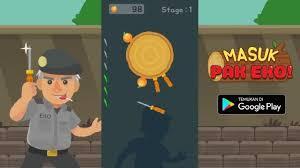 """Coba Download Game """"Masuk Pak Eko"""" di Android"""