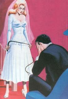Femdom marriage
