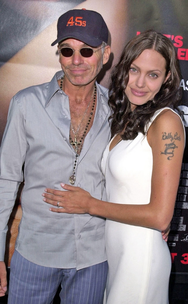 Angelina Jolie and Billy Bob Thorton husband