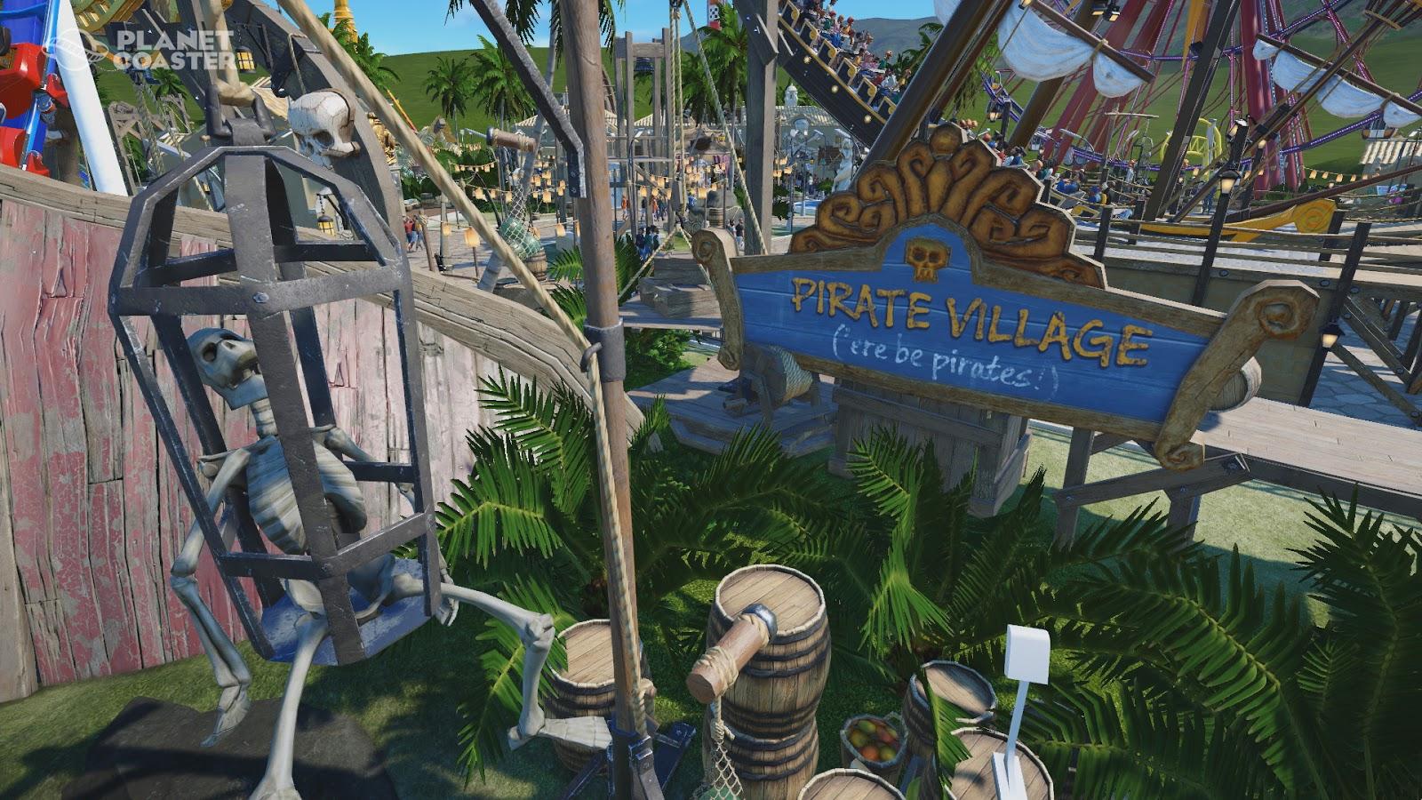 Planet Coaster PC Full Español