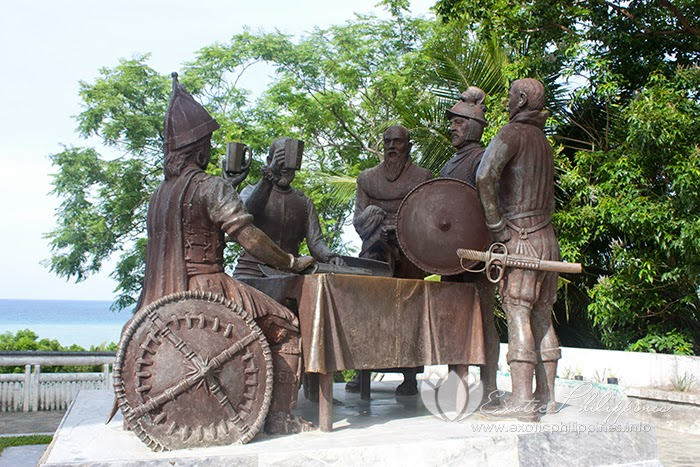 Monument of the Blood Compact Bohol Philippines Exotic Philippines