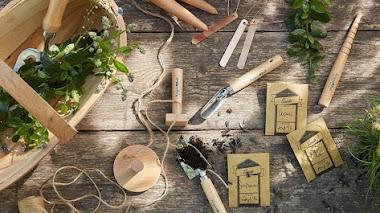 Buscando regalos jardineros