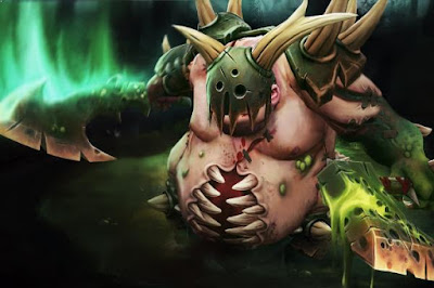 Pudge - Champion of Nurgle