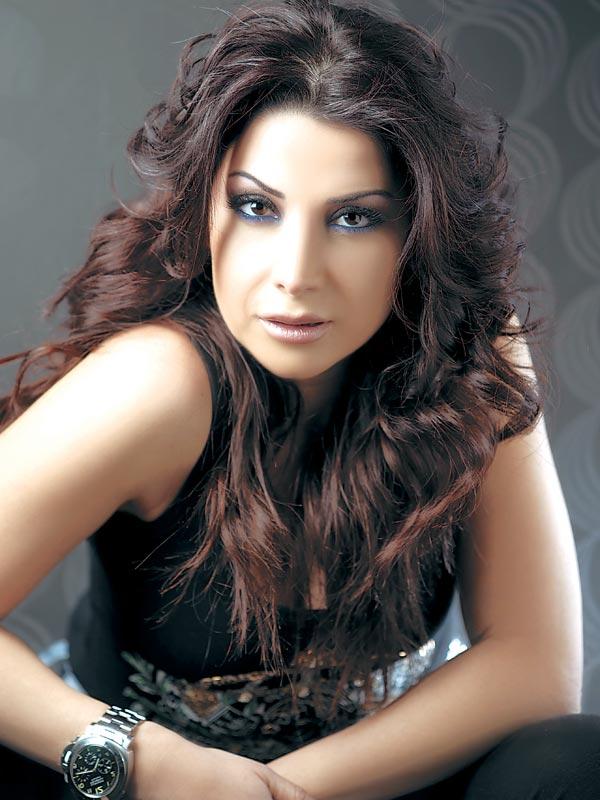 Arabic Beautiful Girls Aline Khalaf Arabic Beautiful Girls-4003