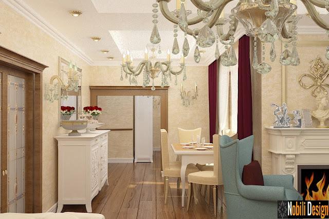 Design interior case vile stil clasic Constanta-Design de Interior-Amenajari Interioare