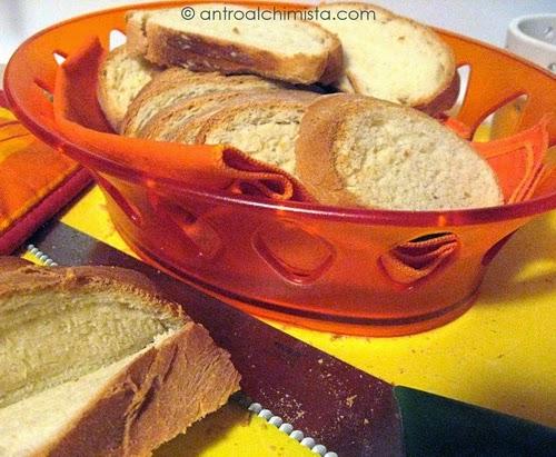 Pane della mezz'ora con la Macchina del Pane