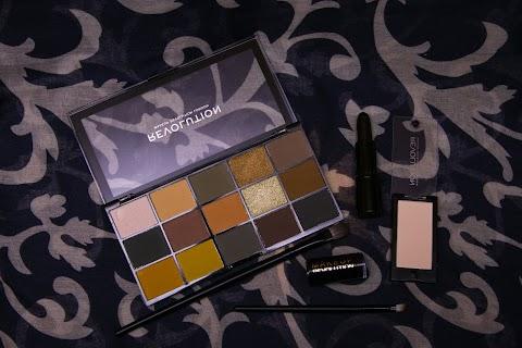 Produse cumpărate de la Makeup Revolution